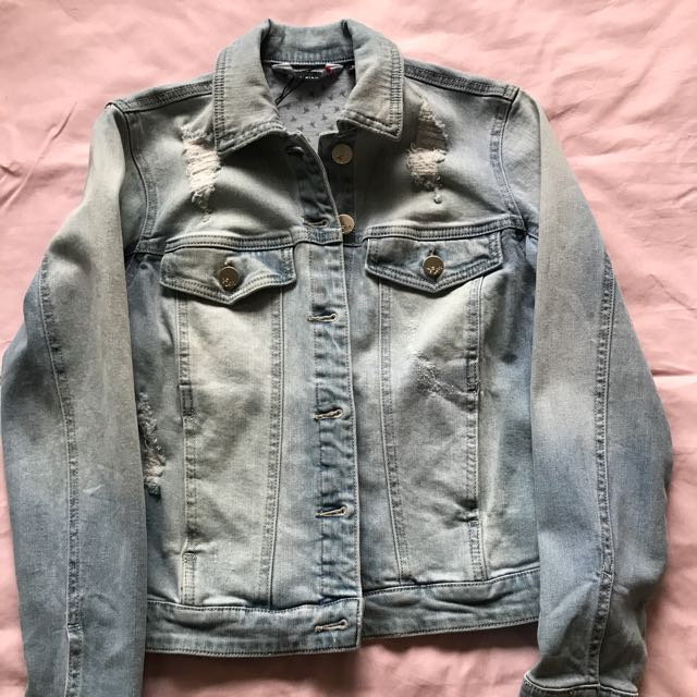 Denim Jacket - 8p