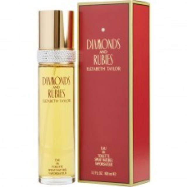 Diamonds and Rubies by Elizabeth Taylor #win1000