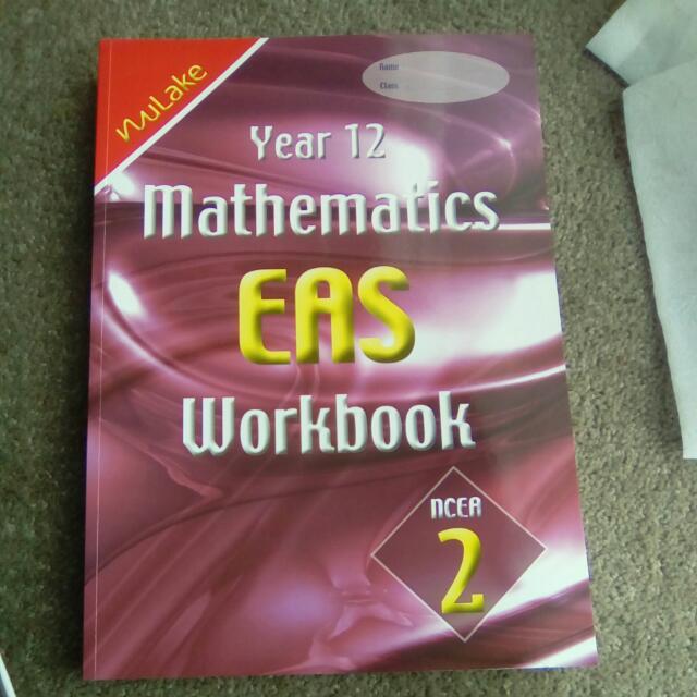 EAS Workbook Level 2 Maths