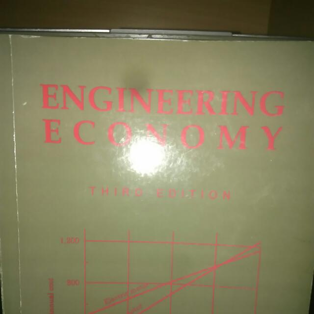ENGINEERING ECONOMY BY HIPOLITO B. STA. MARIA