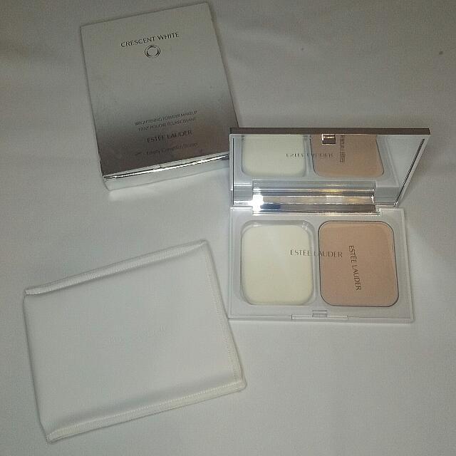 Estee Lauder Crescent White Brightening Powder Make Up