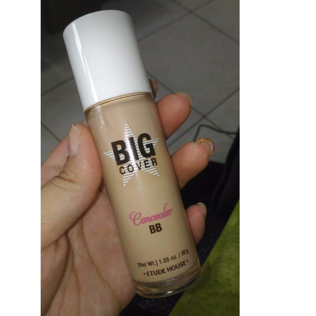 Etude House BIG Cover BB 粉底液 色號3