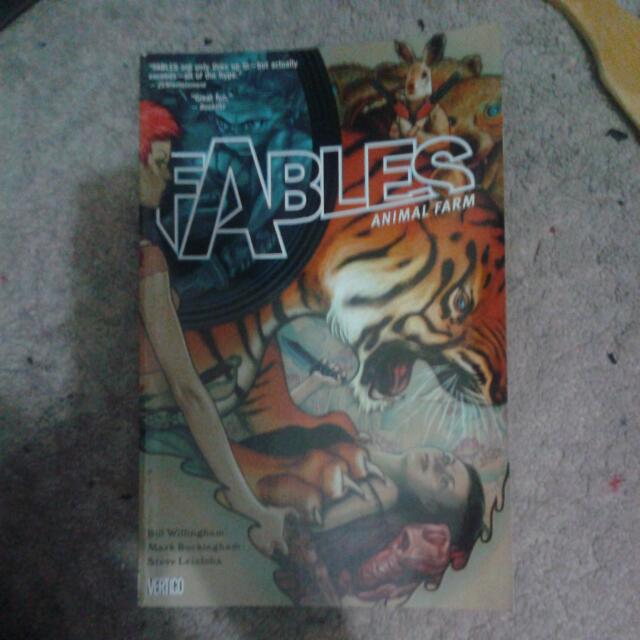 FABLE VOLUME 2: ANIMAL FARM