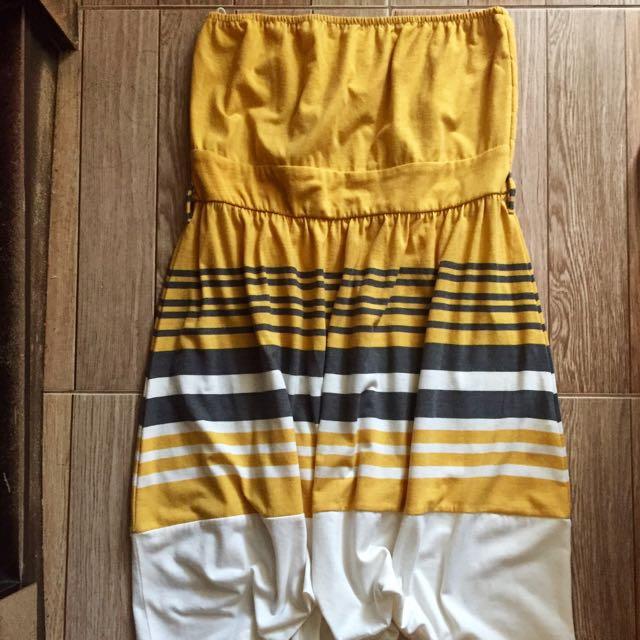 Folded & Hung Tube Dress