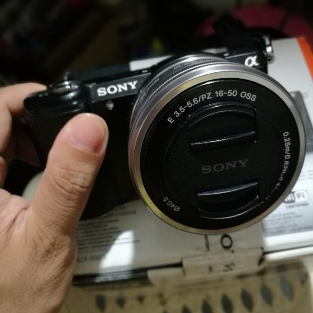 For Sale Or Trade Sony A5000 with 16-50mm Oss Lens