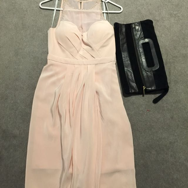 Forever New Soft Pink Dress Size 6