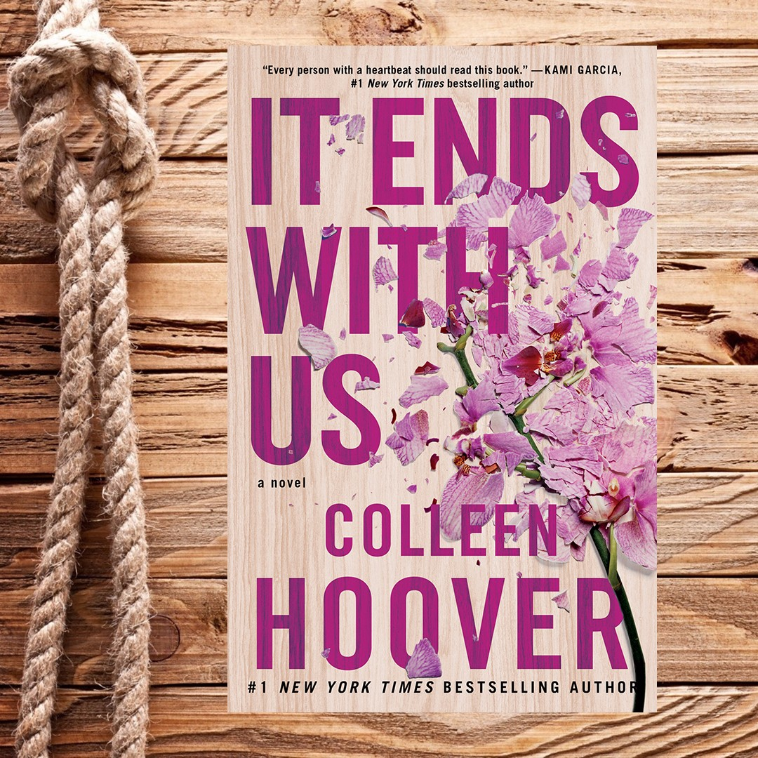 Free it ends with us by colleen hoover books books on carousell photo photo photo fandeluxe Gallery