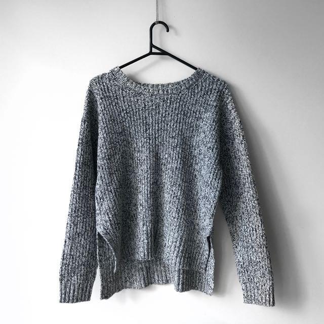 Grey Knit Factorie