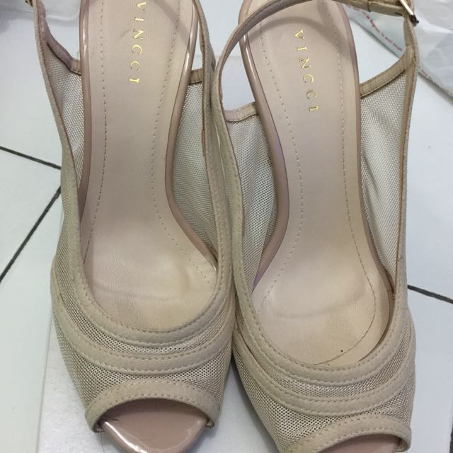 Heels/sandals/wedges/vincci/original
