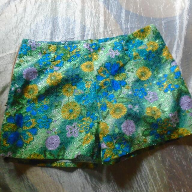 Highwast Shorts