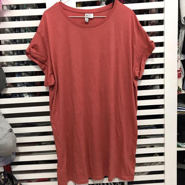 H&M T-Shirt Dress