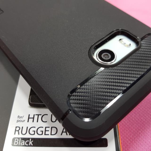 super popular 7c176 ba1d5 HTC U11 Spigen rugged armor 保護CASE