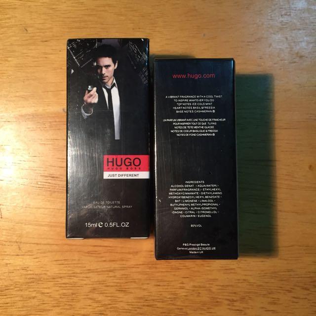 Hugo Boss Travel Cologne