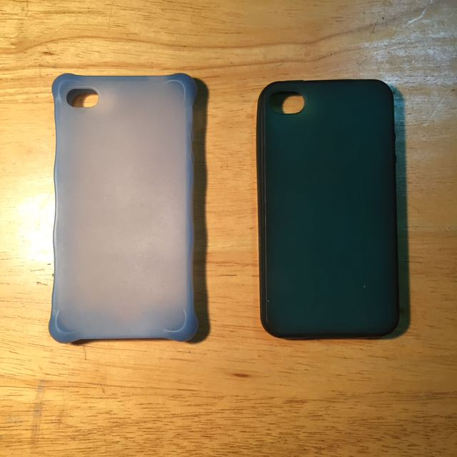 iPhone 4 Rubber Cases