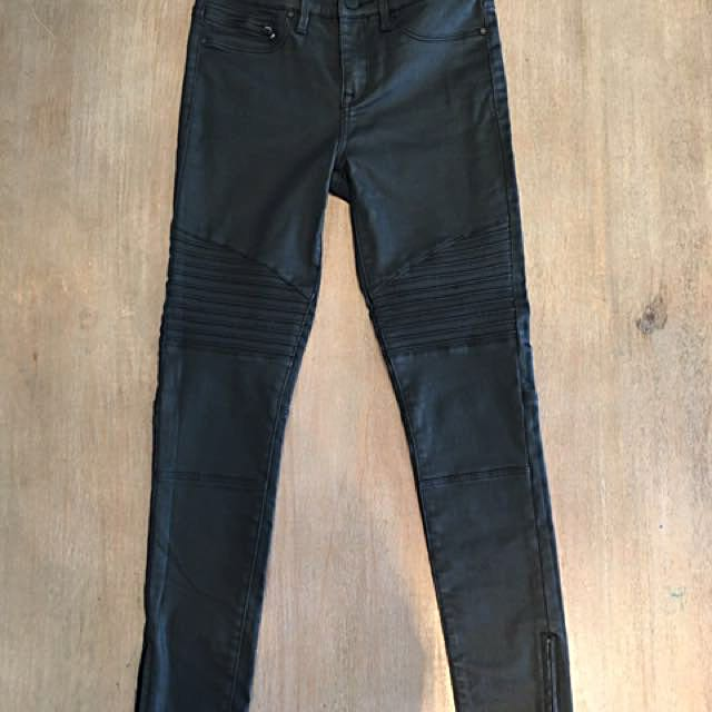 New Just Jeans 7/8 Skinny Jeans Size 8