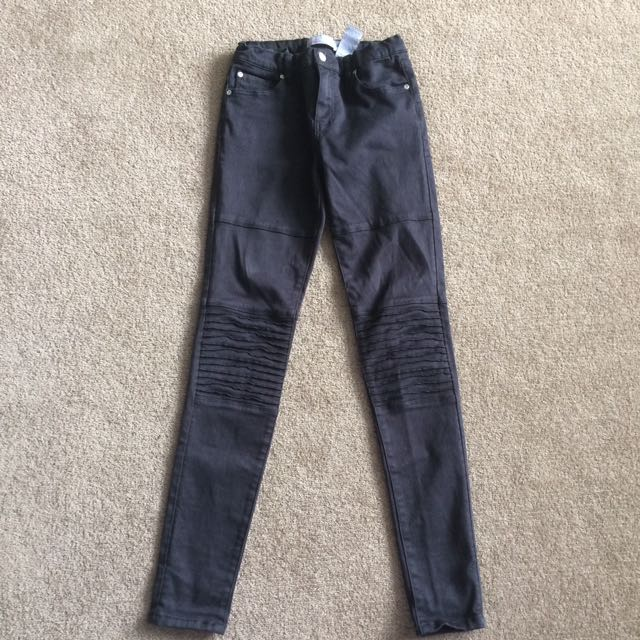 Just Jeans Black Jeans Girls 14