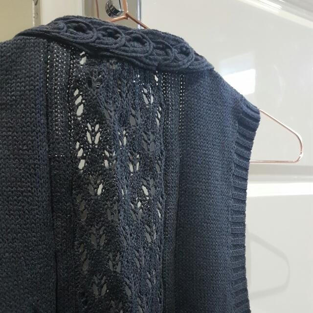 Knitted Charchol Vest