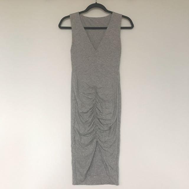 Kookai Grey Dress