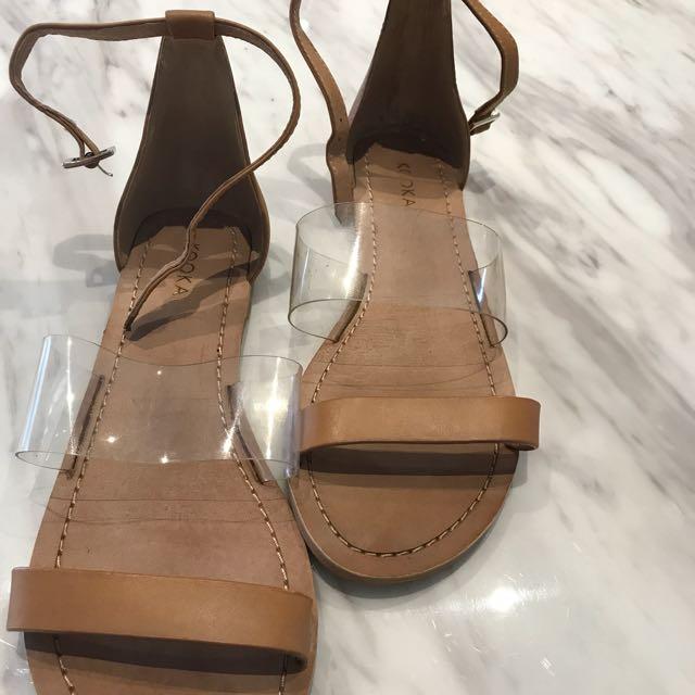 Kookai Sandals Size 39 || FREE POSTAGE