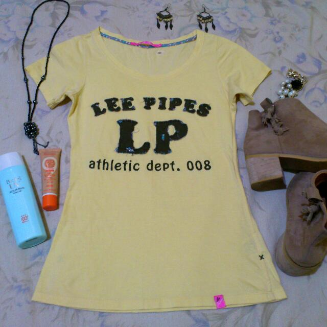 LEE PIPES Blouse