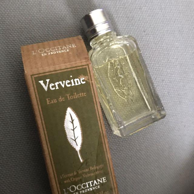 L'occitane Eau De Toilette 10 ml NEW