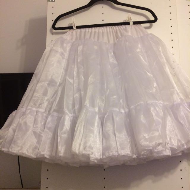 Lolita Cosplay Underskirt