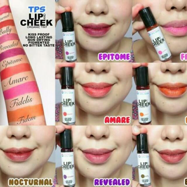 Long Lasting Lip Tint