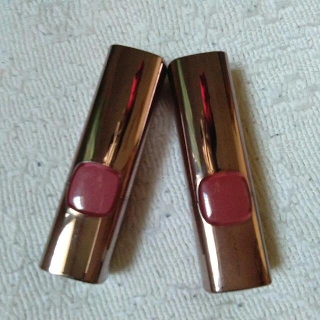 Loreal Matte Lipsticks