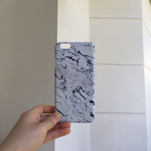 Marble Casing For Iphone 6