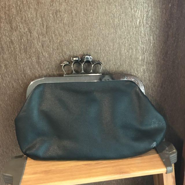 McQueen Clutch / Sling Bag