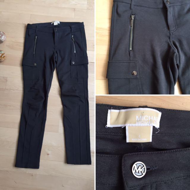 Michael Kors Gray Pants Sz 8
