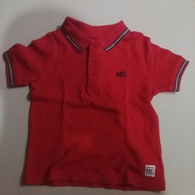 Mothercare Tshirt 2-3year