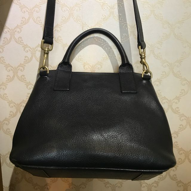 f66a573300 Mulberry black sling bag
