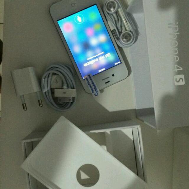 [NEW] Iphone 4S 16GB #1