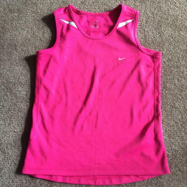 Nike Running Singlet Size M