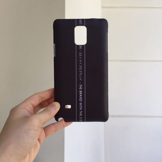NMD Casing for Samsung Note 4