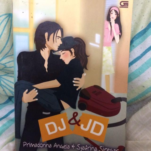 novel dj & jd