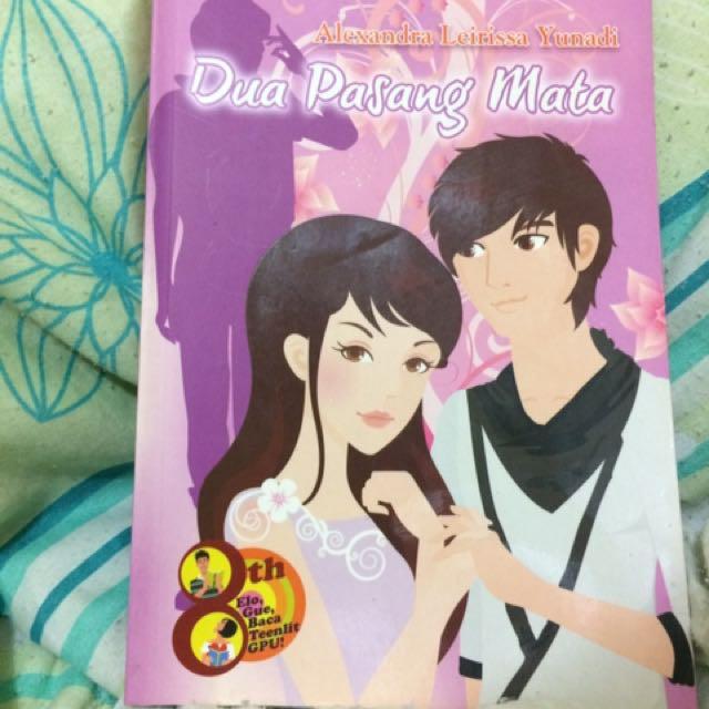 novel dua pasang mata