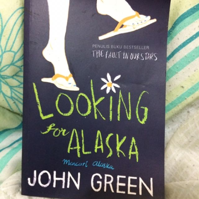 novel looking for alaska (bhs indo)