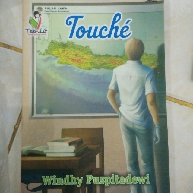 Novel Windhy Puspitadewi - Touche