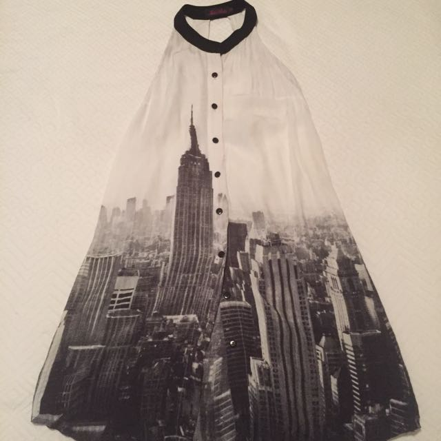 NYC Skyline -Shift Dress
