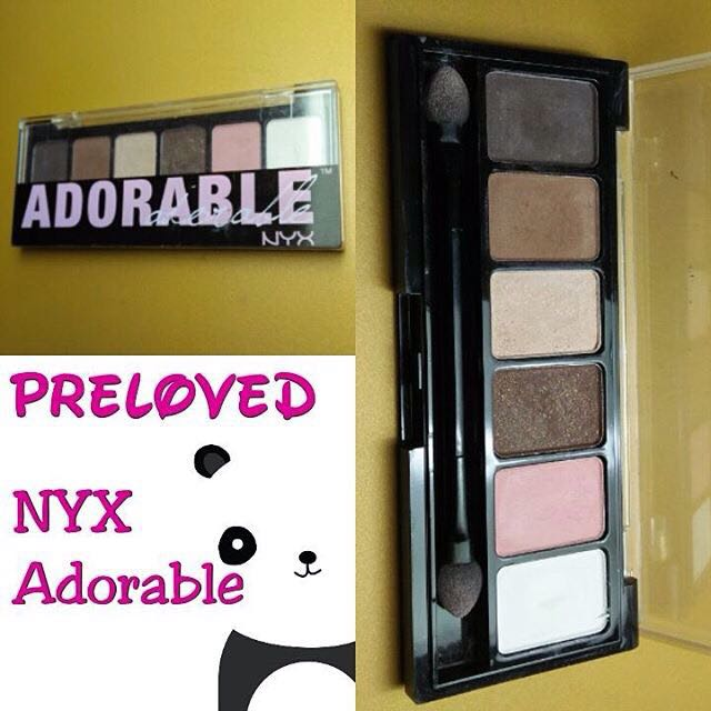 Nyx Adorable Eyeshadow