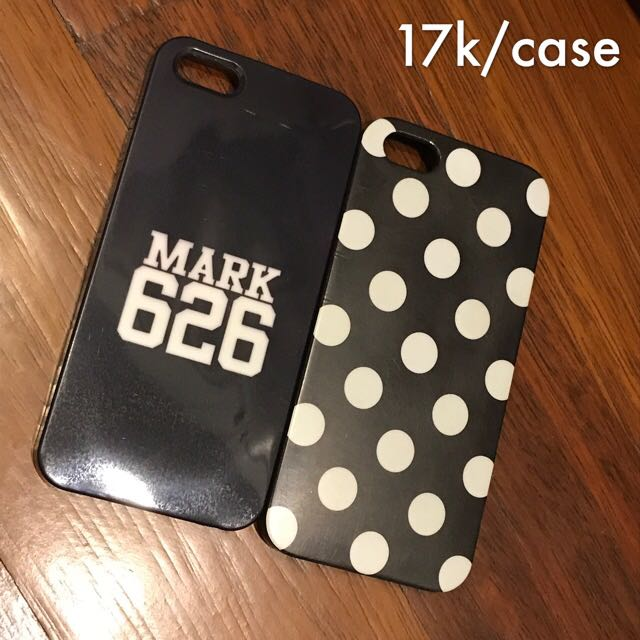 OBRAL Casing iPhone 5/s
