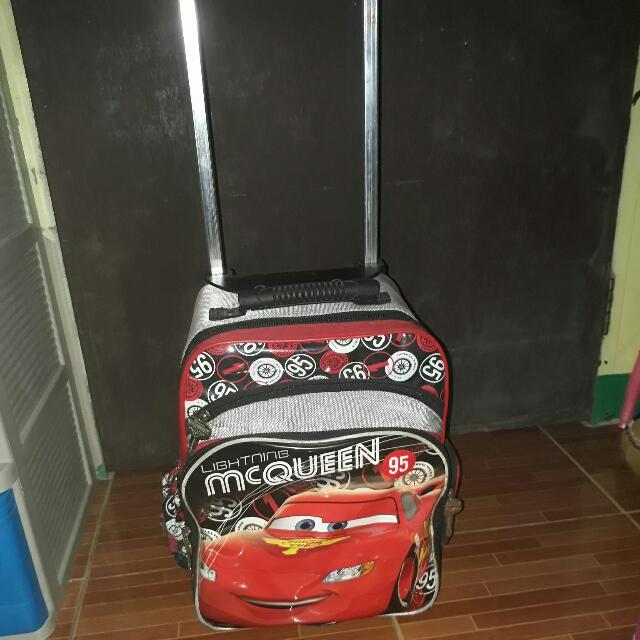Original Cars stroller bag