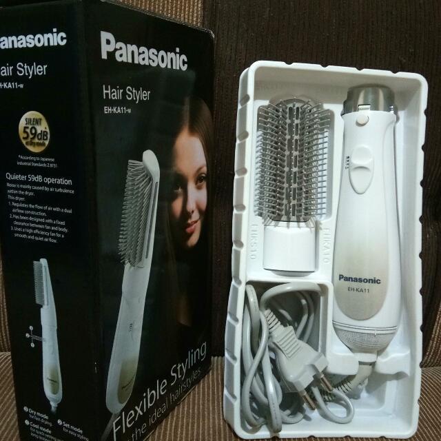 Panasonic Hairstyler Brush