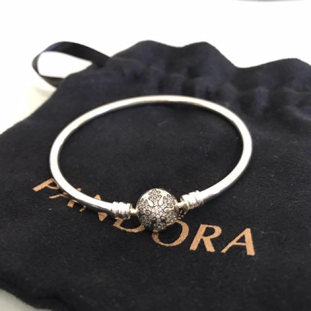 Pandora Bracelet Bangle Small