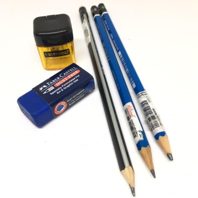 Pencil Bundle