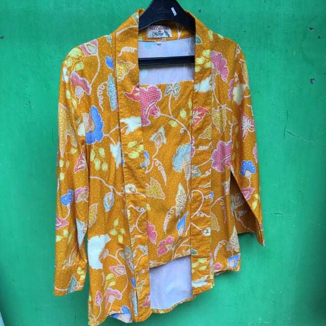 Preloved Batik Kutu Baru