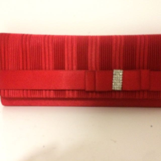 Read Clutch Formal Bag