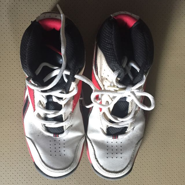 Reebok Basketball Shoes Authentic
